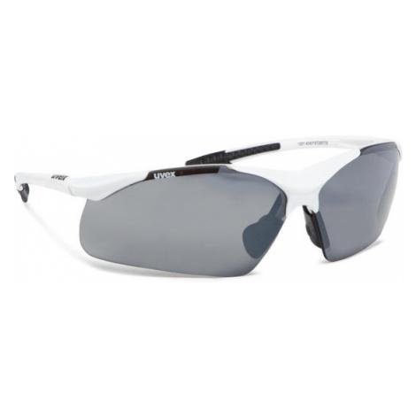 Uvex Okulary przeciwsłoneczne Sportstyle 223 S5309828816 Biały