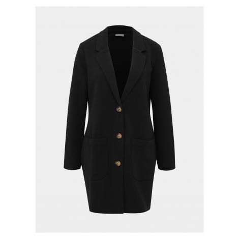 Płaszcz Jacqueline de Yong Stone w kolorze czarnym