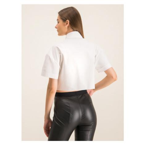Hugo Koszula Emora 50422167 Biały Regular Fit Hugo Boss