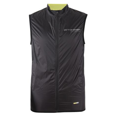 Hale - pánská vesta (wind vest) - černá