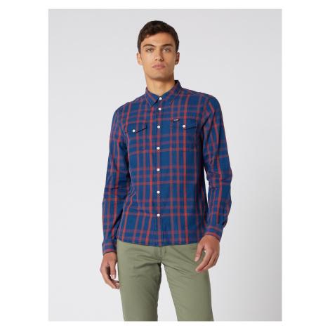 Męskie nieformalne koszule Wrangler