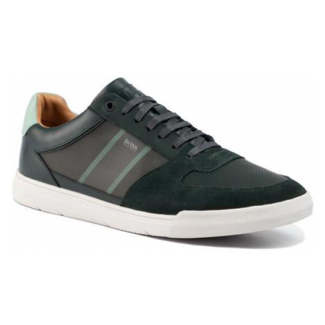Boss Sneakersy Cosmopool 50417937 10214585 01 Zielony Hugo Boss