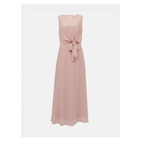 Light pink maxi dress VILA Micada