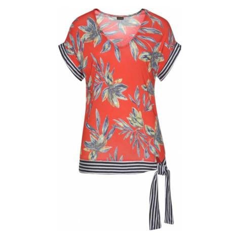 LASCANA Koszulka mieszane kolory / czerwony
