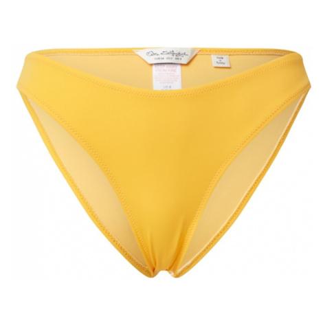 Miss Selfridge Dół bikini żółty