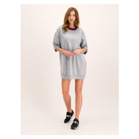 Sukienka dzianinowa DKNY