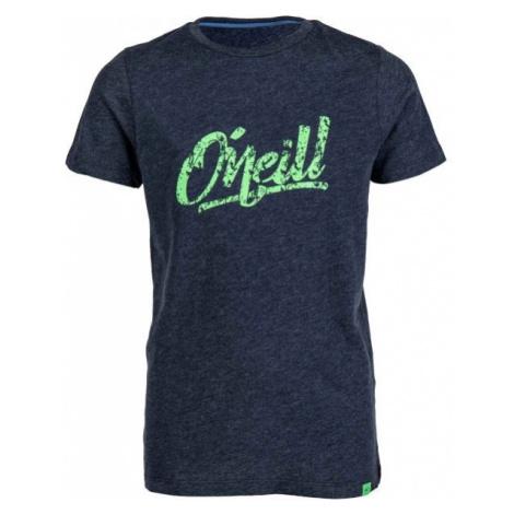 O'Neill LB POWDERDAYS S/SLV T-SHIRT granatowy 140 - Koszulka chłopięca