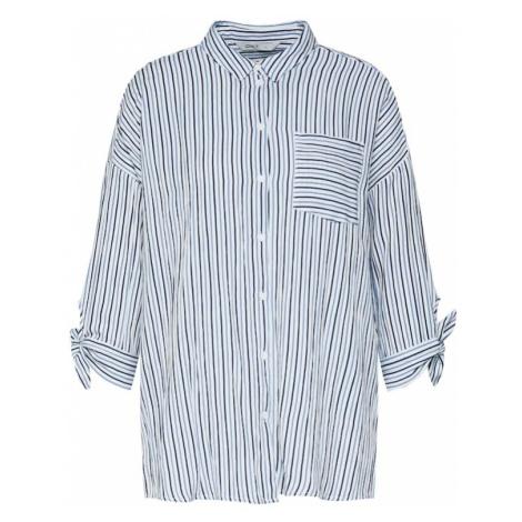 ONLY Bluzka niebieski / czarny / biały