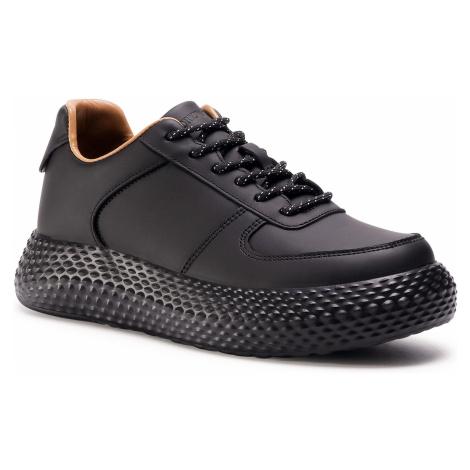 Sneakersy EMPORIO ARMANI - X4X321 XF473 00002 Black