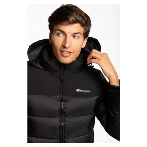 Kurtka Champion Jacket 215246-Kk001 Black
