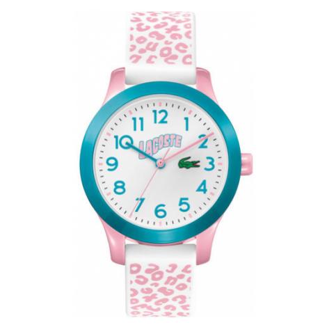 Lacoste Zegarek L1212 Kids 2030026 Różowy