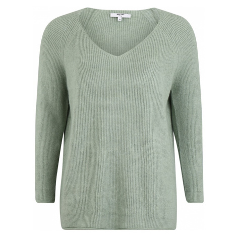 ABOUT YOU Curvy Sweter 'Laren' miętowy