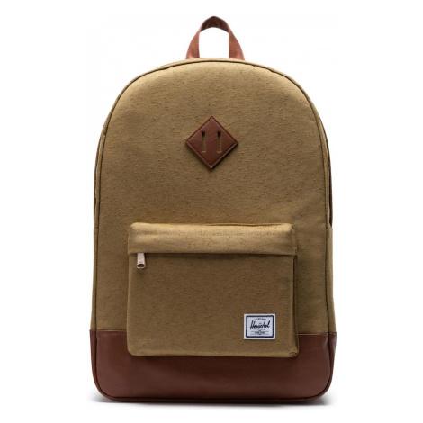 Herschel Torba na laptopa 'Heritage' jasnobrązowy / brązowy