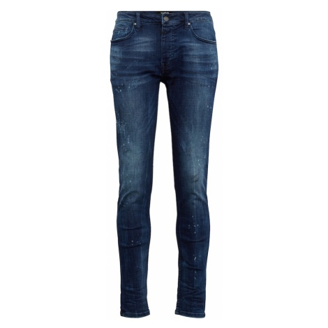Tigha Jeansy 'Morty 9012' niebieski denim