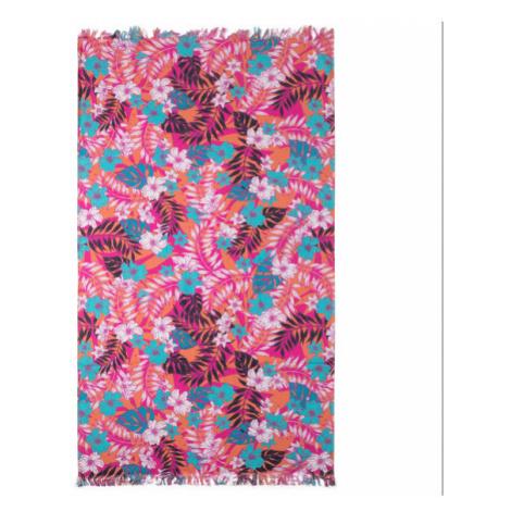 Seafolly Ręcznik Copacabana Beach Towel 71589 Różowy