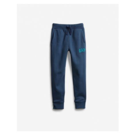 GAP Spodnie dresowe dziecięce Niebieski