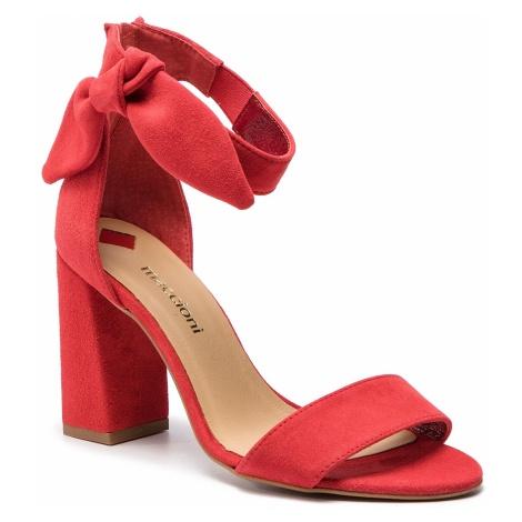 Sandały MACCIONI - 817.124.9335 Czerwony