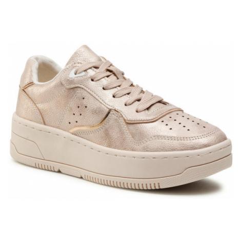 DeeZee Sneakersy WS5509-01 Złoty