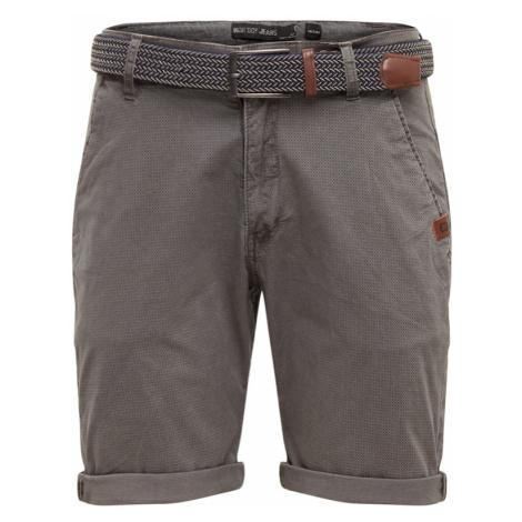 INDICODE JEANS Spodnie 'Fredericia' podpalany niebieski