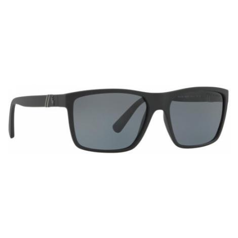 Polo Ralph Lauren Okulary przeciwsłoneczne 0PH4133 528481 Czarny