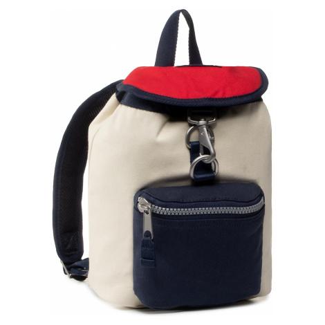 Plecak TOMMY HILFIGER - Tjw Hertitage Sm Backpack Canvas AW0AW08280 BLU