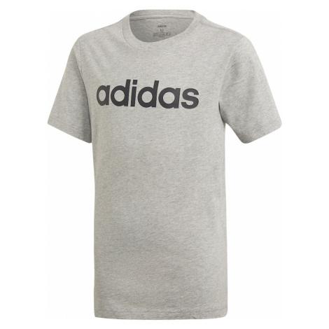 ADIDAS PERFORMANCE Koszulka funkcyjna szary / czarny