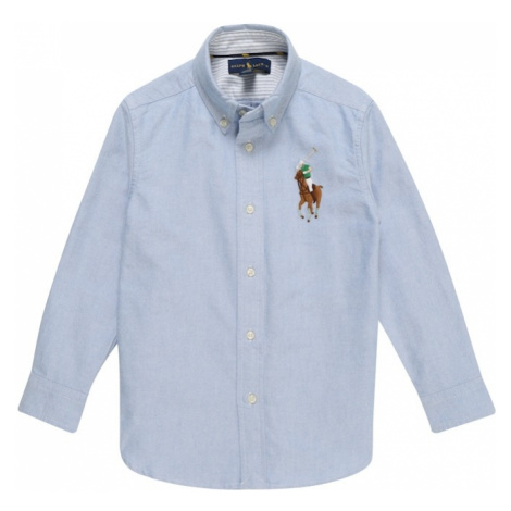 POLO RALPH LAUREN Koszula 'OXFORD' jasnoniebieski