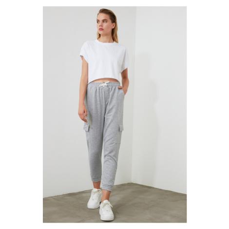 Women's sweatpants Trendyol Pocket detailed