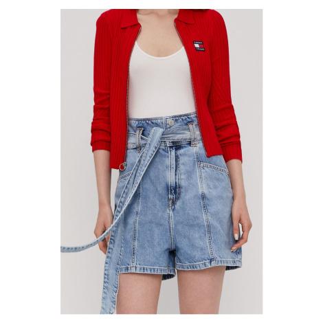 Tommy Jeans - Szorty jeansowe Tommy Hilfiger