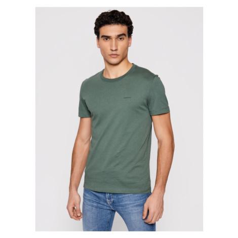 Calvin Klein Jeans Komplet 2 t-shirtów J30J315194 Kolorowy Slim Fit
