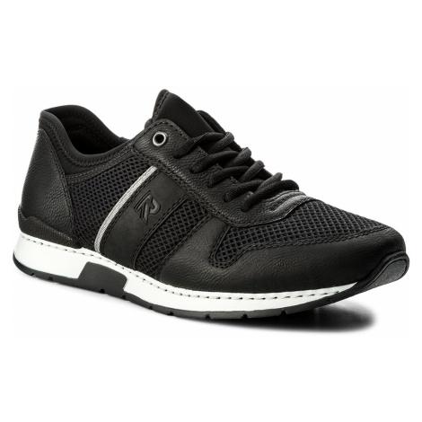 Sneakersy RIEKER - 19400-02 Weiss