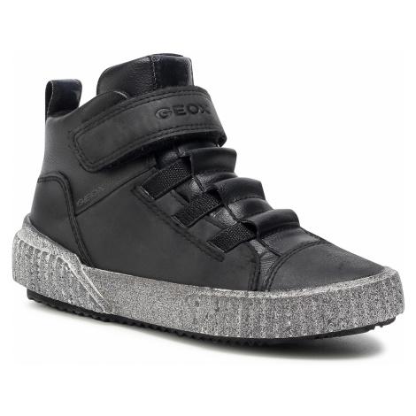 Sneakersy GEOX - J Alonisso B. B J042CB 0CL54 C9999 S Black