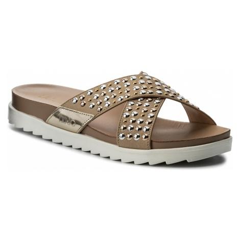 Klapki LIU JO - Sandalo Footbed S18139 T9474 Soia 21404