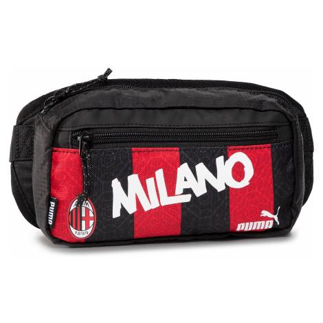 Saszetka nerka PUMA - Acm Ftbl Culture Waist Bag 077241 04 Puma Black/Tango Red