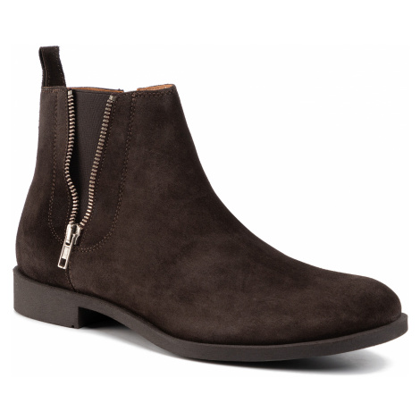 Męskie Chelseae Boots Gino Rossi