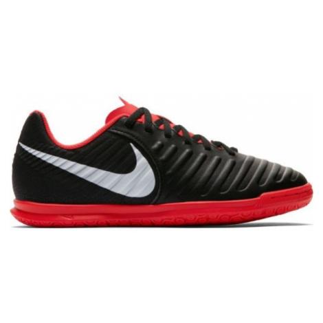 Nike JR LEGENDX 7 CLUB IC czarny 5.5Y - Obuwie piłkarskie halowe dziecięce