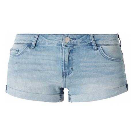 Szorty jeansowe o kroju skinny fit z dodatkiem streczu Review