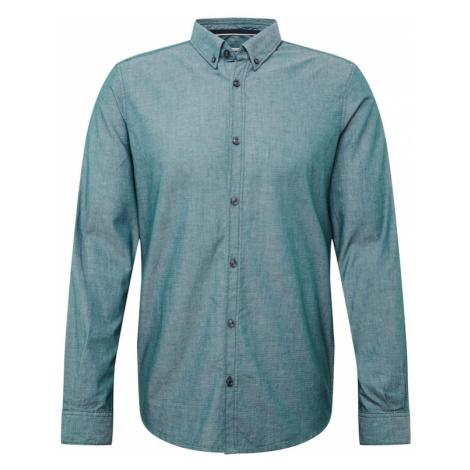 TOM TAILOR Koszula 'floyd clean' gołąbkowo niebieski