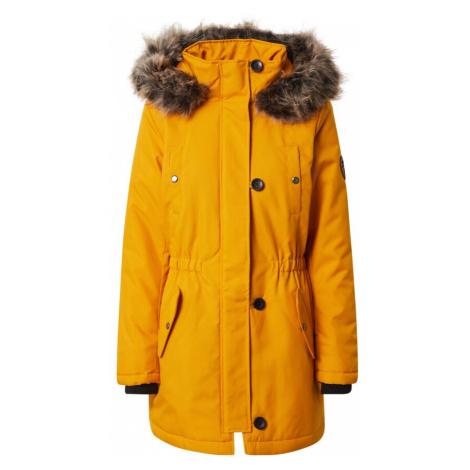 ONLY Parka zimowa 'IRIS' żółty