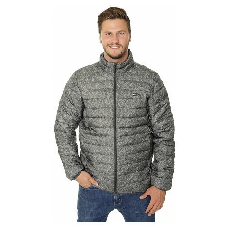 kurtka Quiksilver Scaly - KYH6/Dark Gray Heather Scaly
