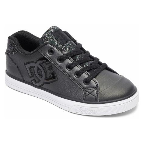 buty dziecięce DC Chelsea SE - BK5/Black Multi