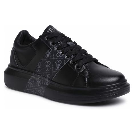 Sneakersy GUESS - Salerno II FM7SAI FAL12 BLKGR