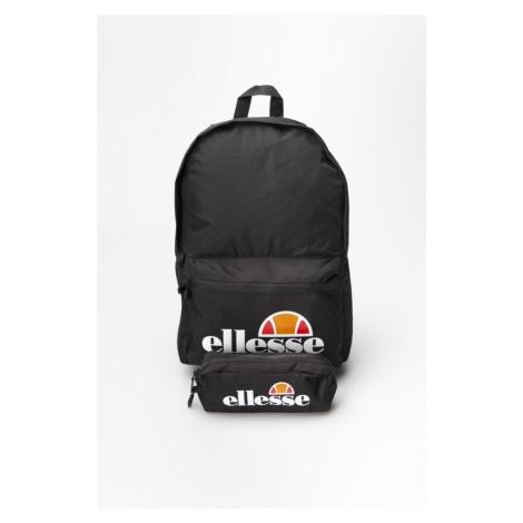 Plecak Ellesse Rolby Backpack & Pencil Case Black