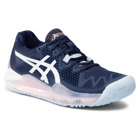 Buty ASICS - Gel-Resolution 8 1042A072 Peacoat/White 401