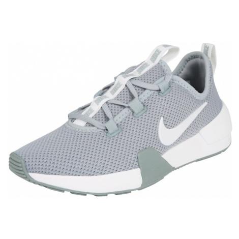 Nike Sportswear Trampki niskie 'ASHIN MODERN' szary / biały