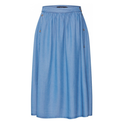 VERO MODA Spódnica 'Vmmia' niebieski denim