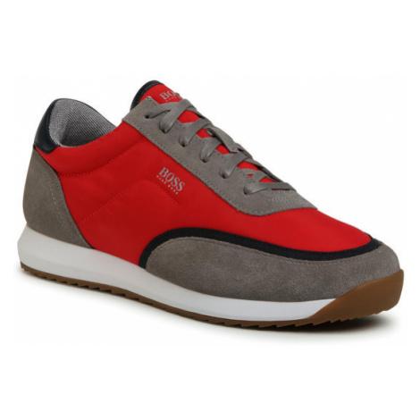 Boss Sneakersy Sonic 50432574 10227299 01 Czerwony Hugo Boss
