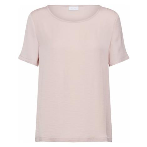 VILA Koszulka 'Vimelli' różany