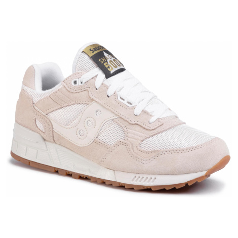 Sneakersy SAUCONY - Shadow 5000 S70404-22 Tan/Wht