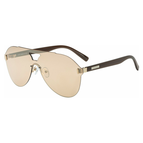 okulary Relax Watford - R2340C/Shiny Brown/Brown Bronze/Gold Sensor